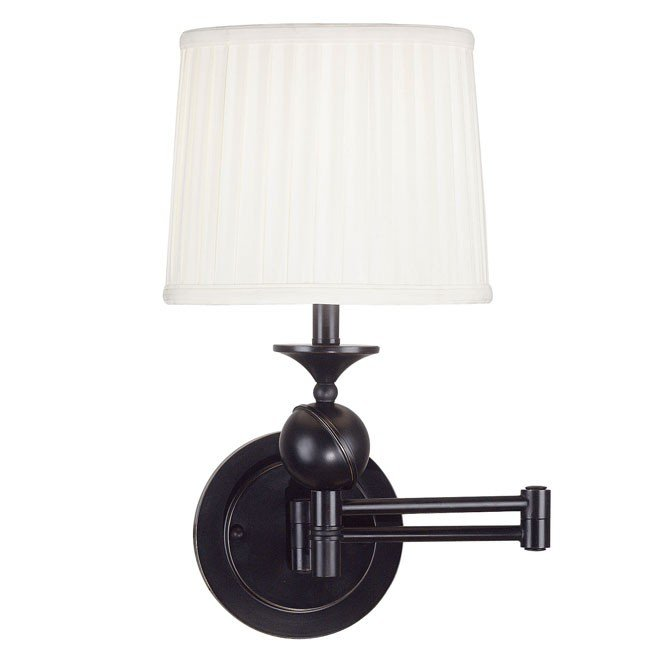 Larrimore Wall Swing Arm Lamp (Oil Rubbed Bronze)