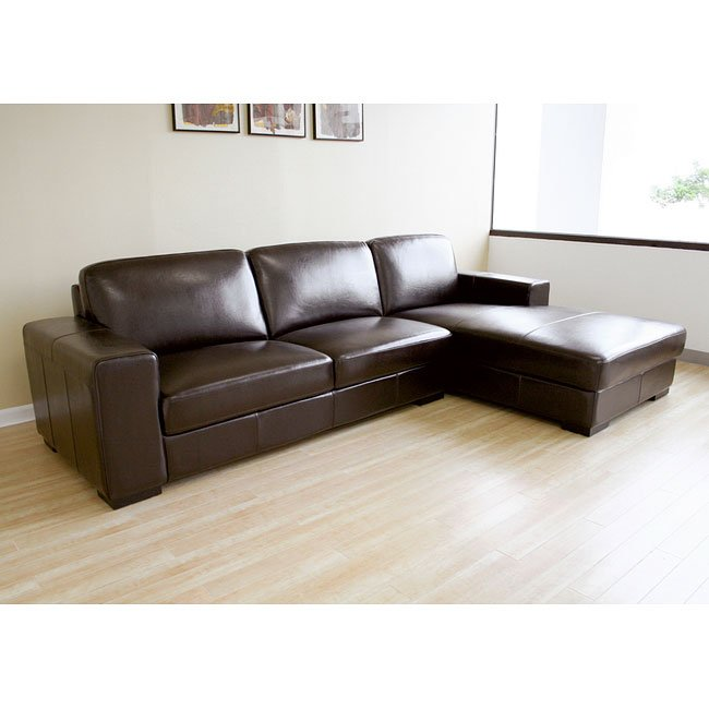 Susanna Right Facing Chaise Sectional
