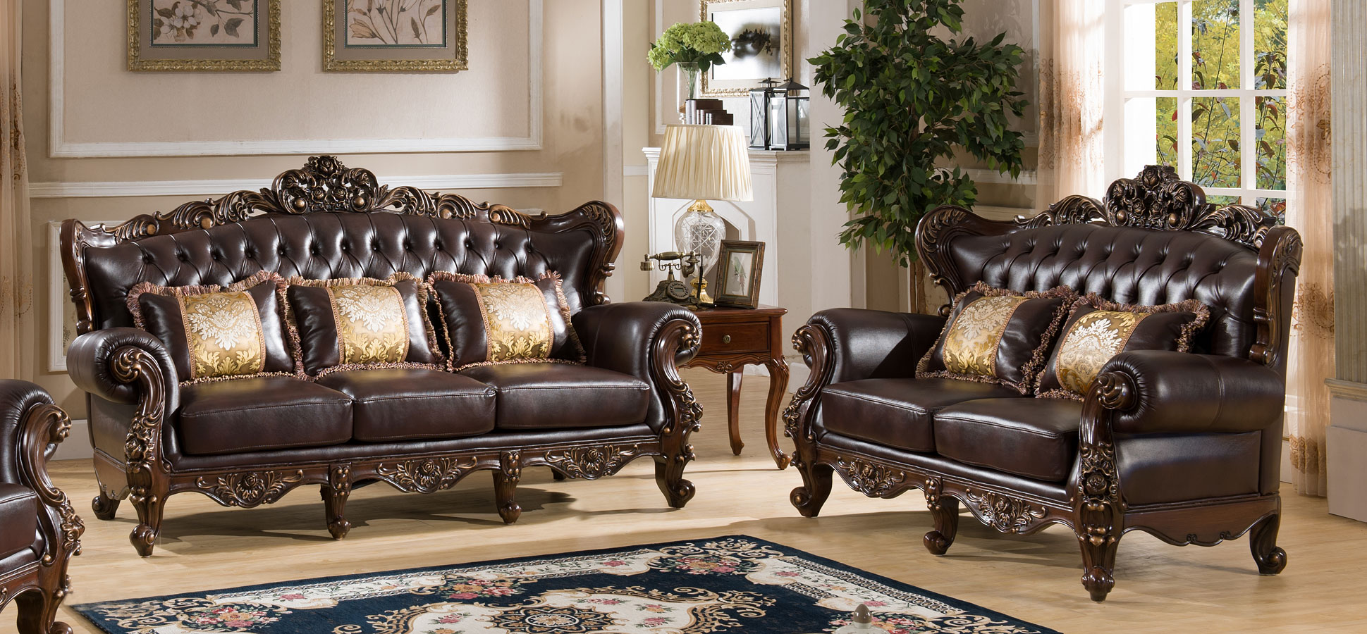 Vanessa Living Room Set Cosmos Furniture Furniture Cart