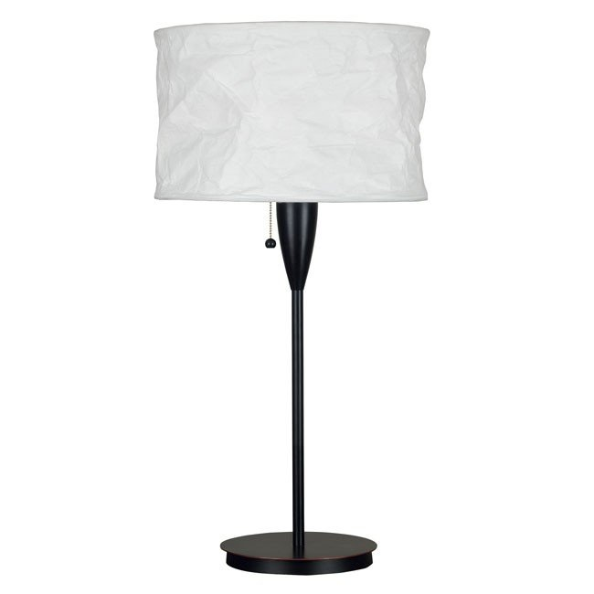Crush Table Lamp (Oil Rubbed Bronze)