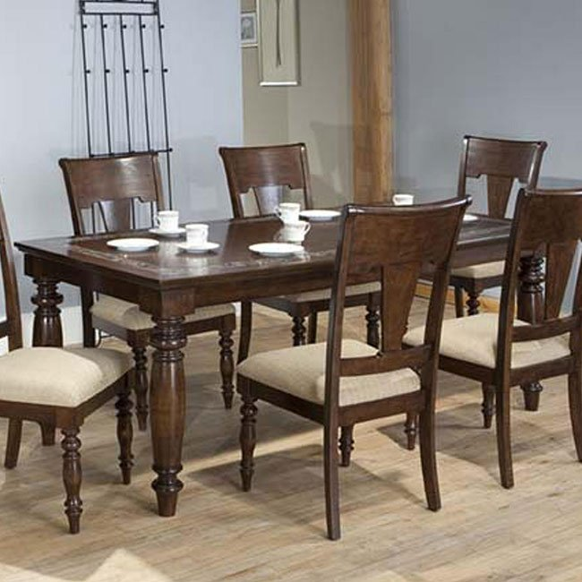 dining room furniture san antonio | San Antonio Dining Table ECI Furniture | Furniture Cart