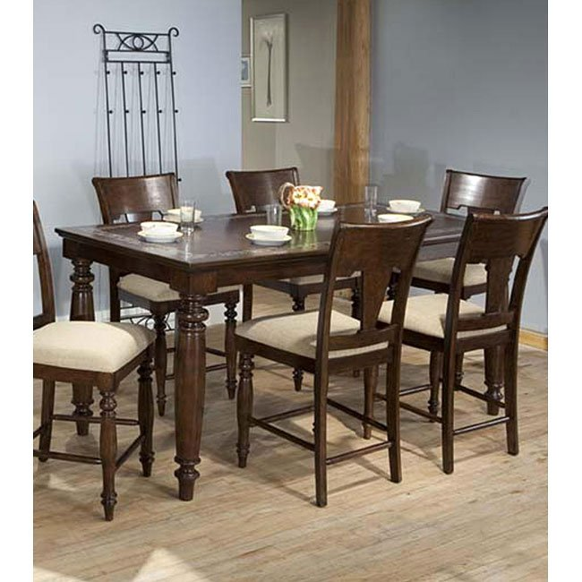 dining room furniture san antonio | San Antonio Counter Height Dining Room Set ECI Furniture ...