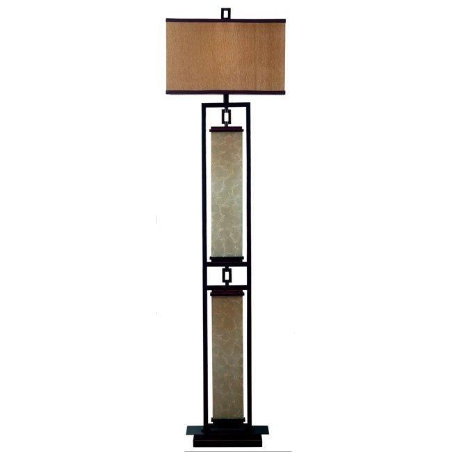 Plateau Floor Lamp (Oil Rubbed Bronze)