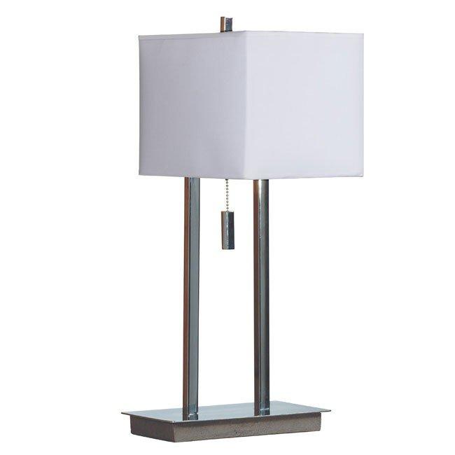 Emilio Accent Lamp (Chrome)