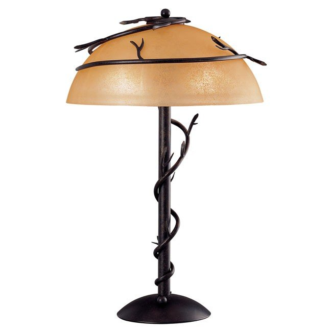 Twigs Table Lamp (Bronze)