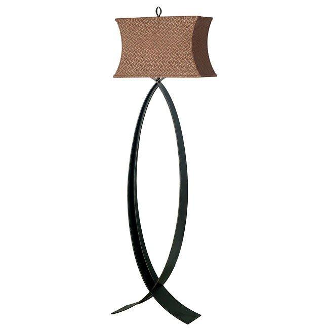 Pisces Floor Lamp (Oxidized Bronze)