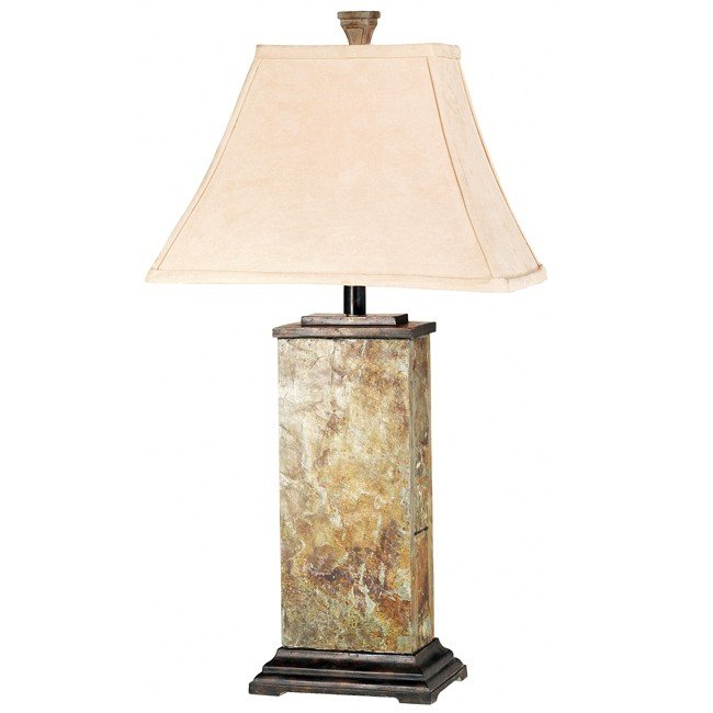Bennington Table Lamp (Natural Slate)