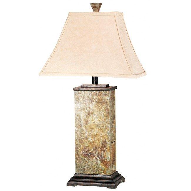 Bennington Table Lamp (Natural Slate)