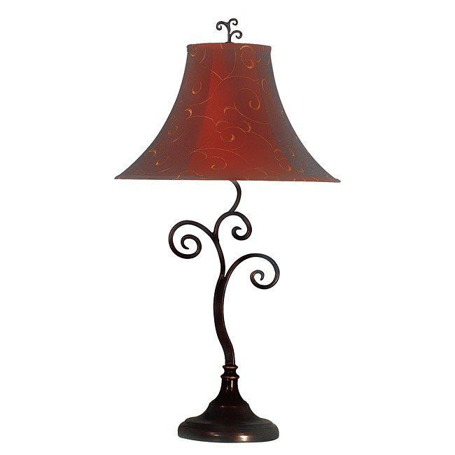 Richardson Table Lamp (Bronze)