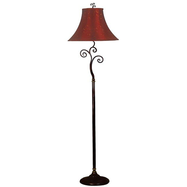 Richardson Floor Lamp (Bronze)