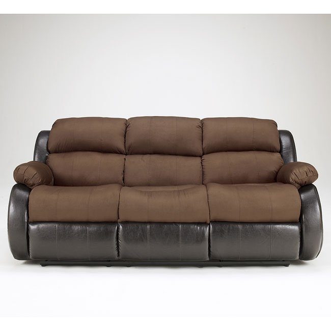 Presley - Espresso Reclining Sofa