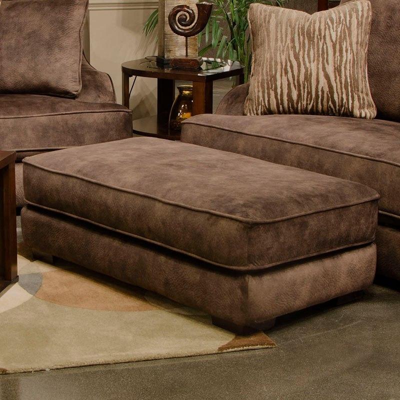 Drummond Living Room Set Dusk Jackson Furniture: Carlsen Ottoman (Dusk) Jackson Furniture