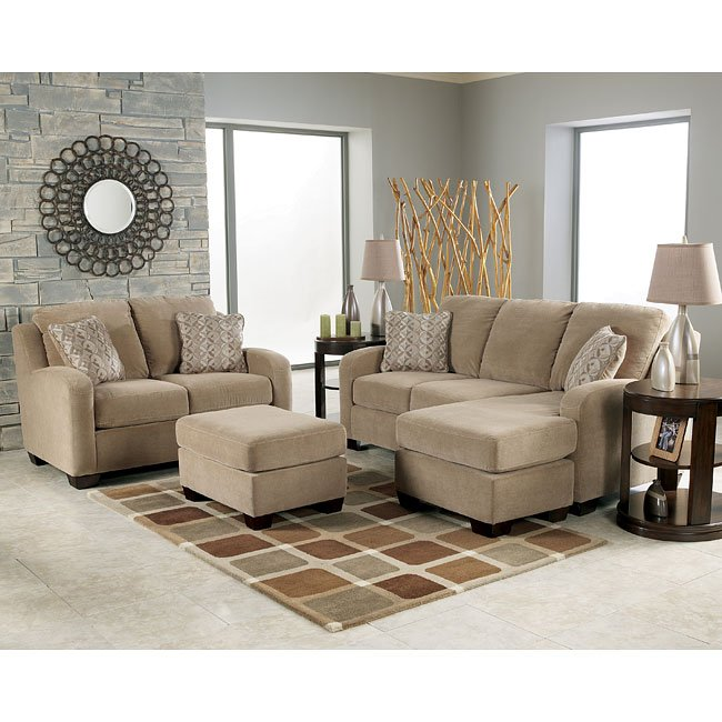 fabulous taupe living room furniture | Circa - Taupe Living Room Set Signature Design By Ashley ...
