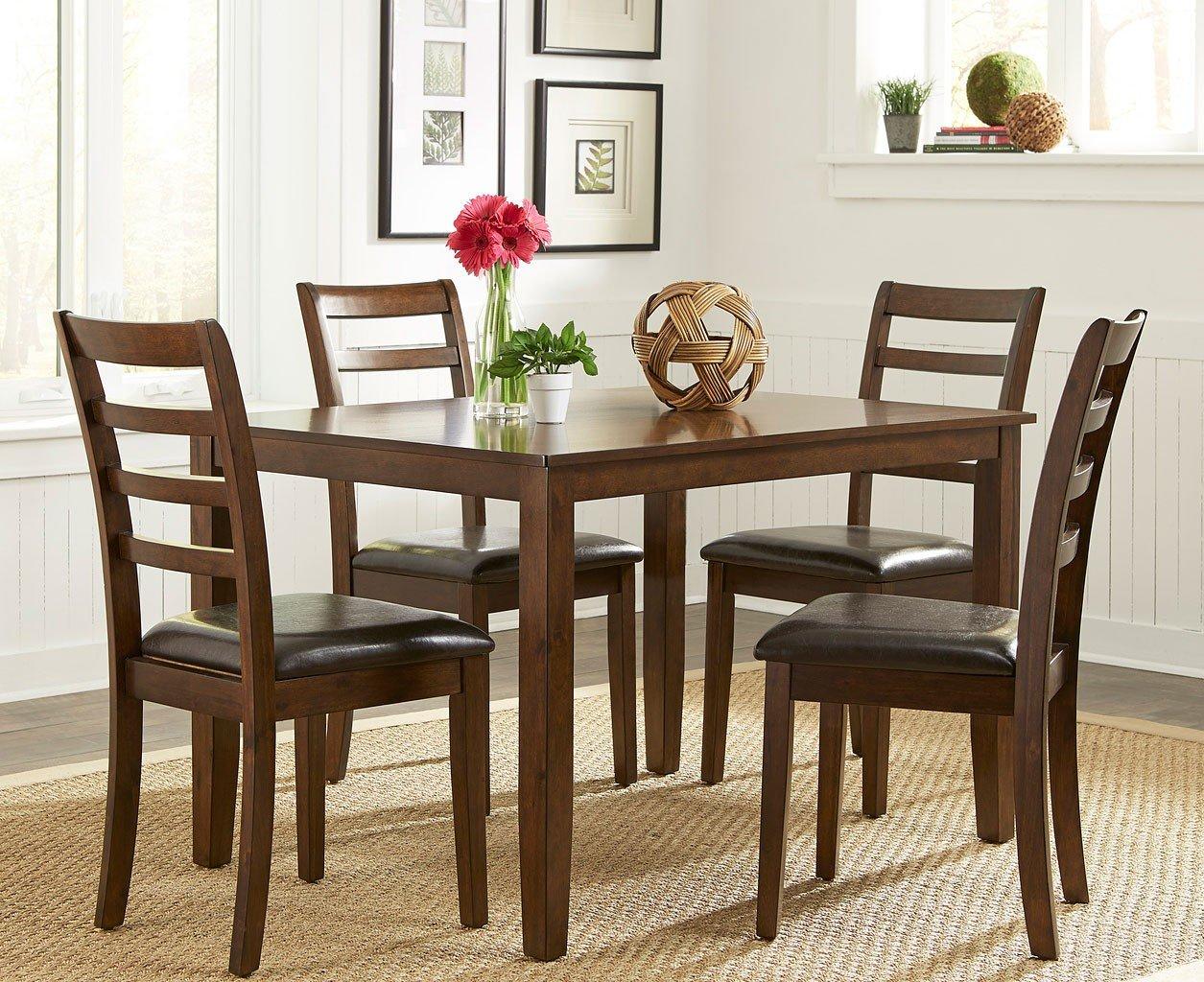 Bradshaw 5-Piece Dining Room Set Liberty Furniture