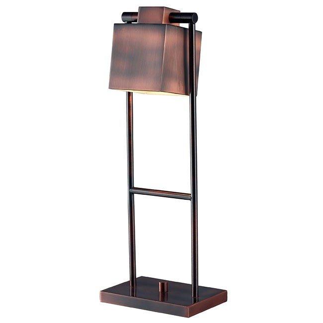 Crimmins Desk Lamp (Vintage Copper)