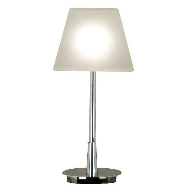 Blast Table Lamp (Chrome)