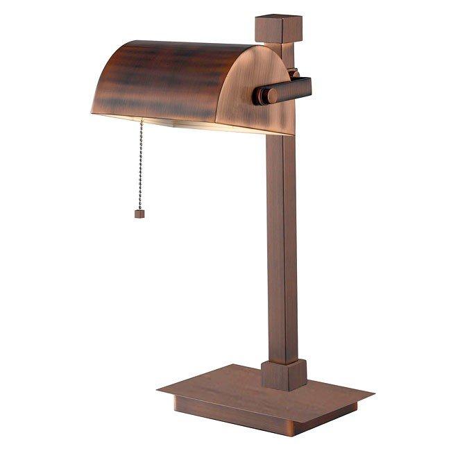 Welker Desk Lamp (Vintage Copper)