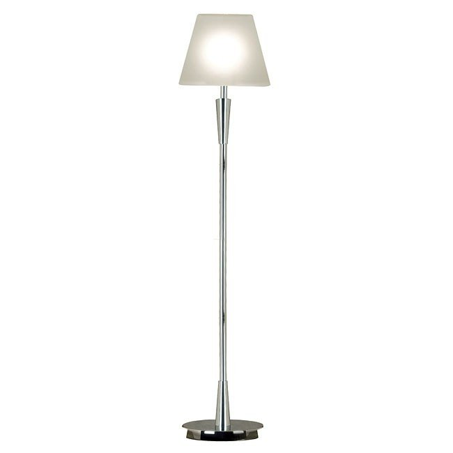 Blast Floor Lamp (Chrome)