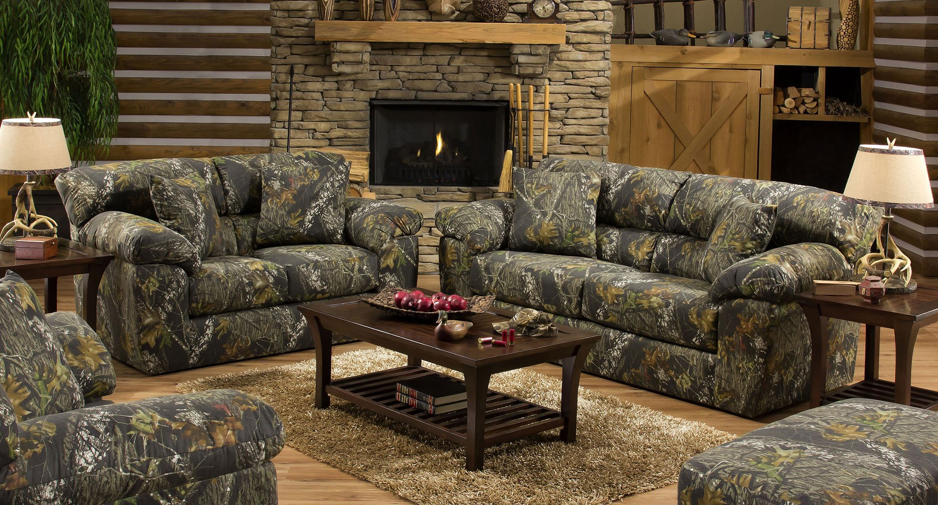 Big Game Living Room Set