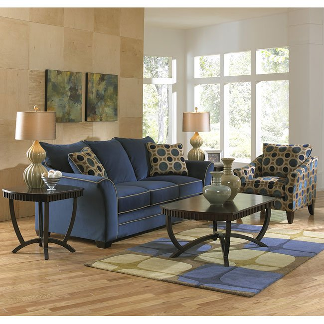 Horizon Living Room Set (Ink) Jackson Furniture ... on New Horizons Living Room  id=58559