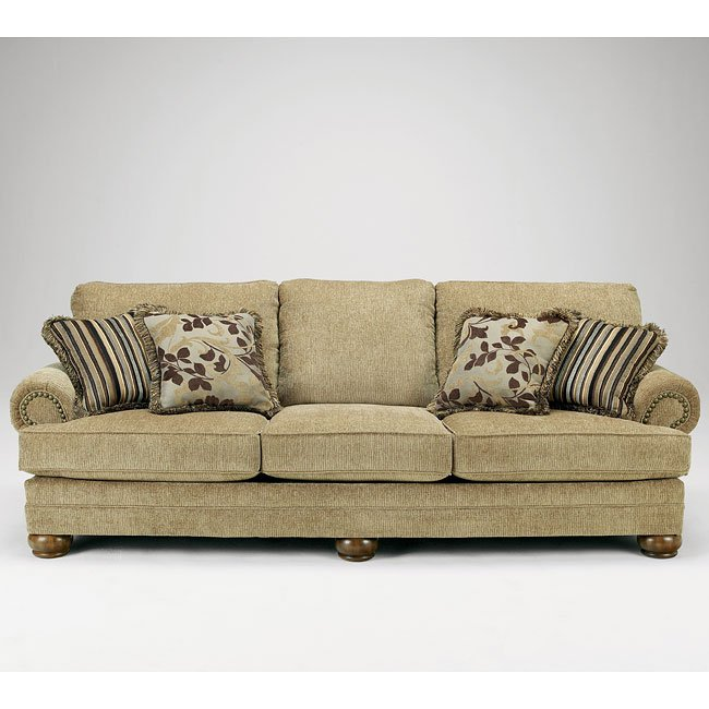 Lilly - Caramel Sofa