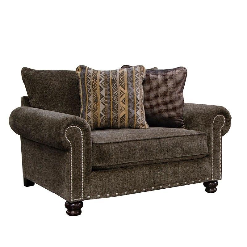 Avery Furniture: Avery Living Room Set (Tigers Eye) Jackson Furniture