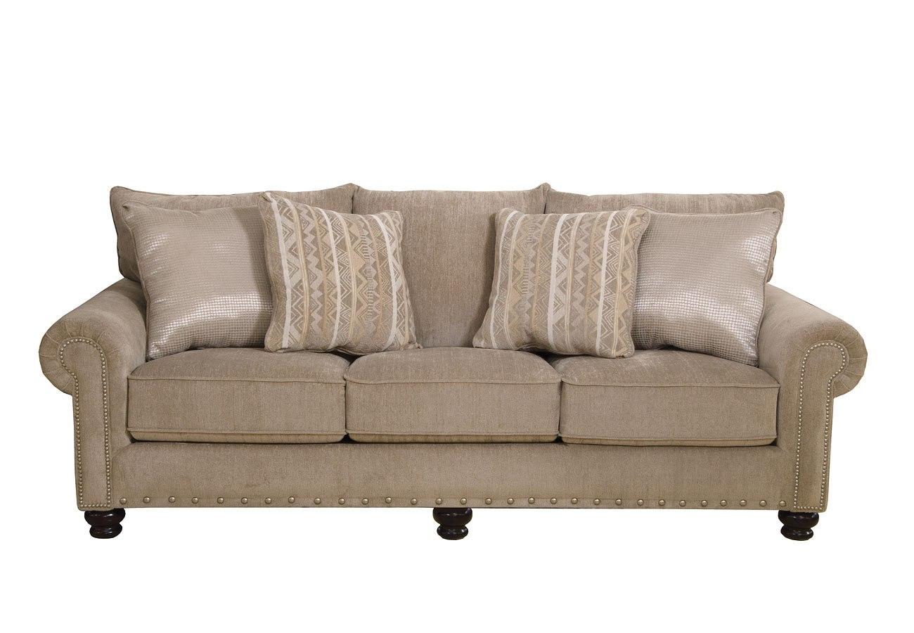 Avery Sofa (Putty) Jackson Furniture | Furniture Cart