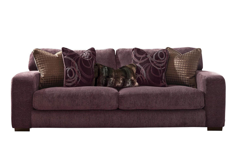 Serena Sofa Plum Jackson Furniture