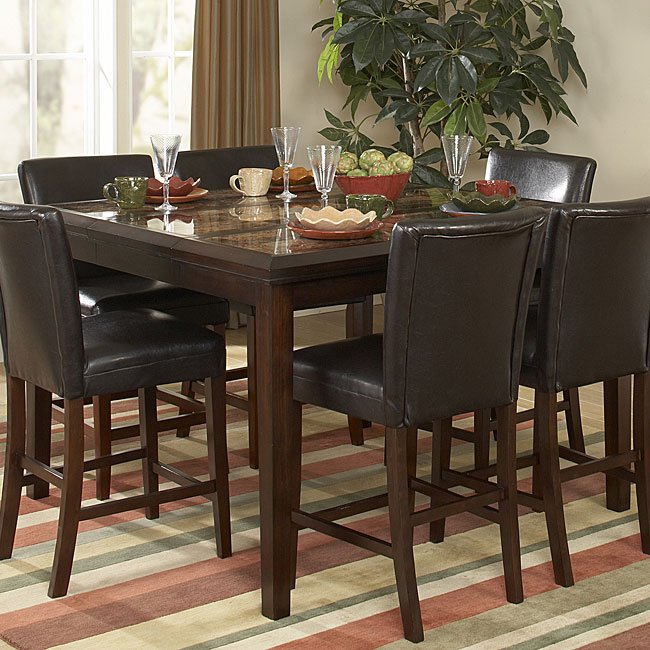 Belvedere Counter Height Dining Table