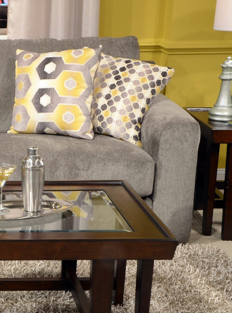 Sutton Loveseat Cobblestone Jackson Furniture Furniture Cart