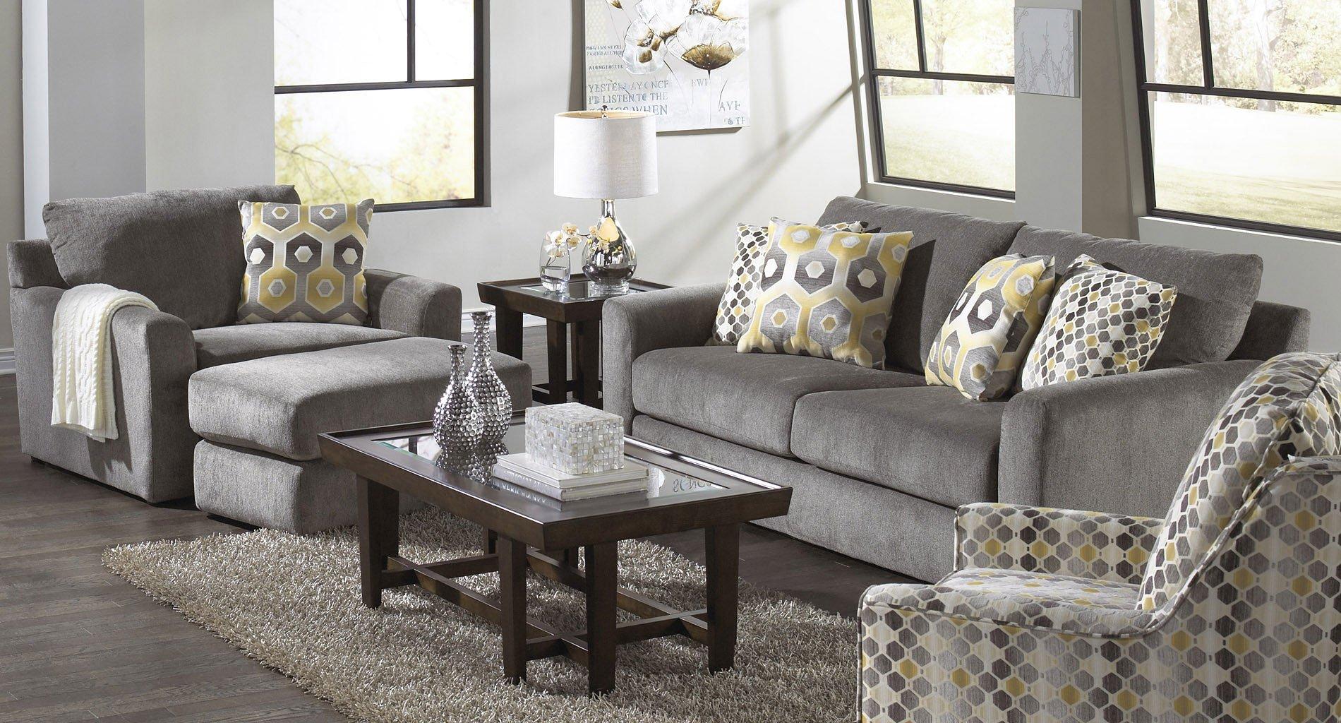 Sutton Living Room Set (Cobblestone) Jackson Furniture, 1 Reviews |  Furniture Cart