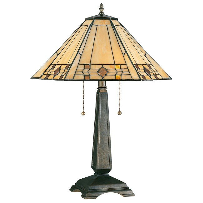 Willow Table Lamp (Bronze)
