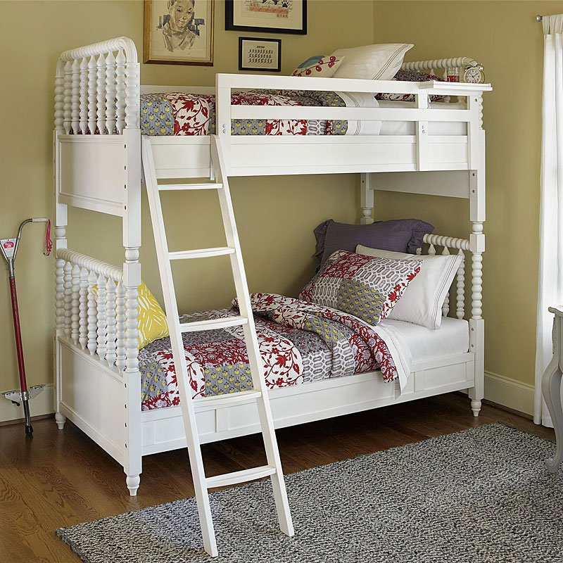 Bellamy Twin Bunk Bed