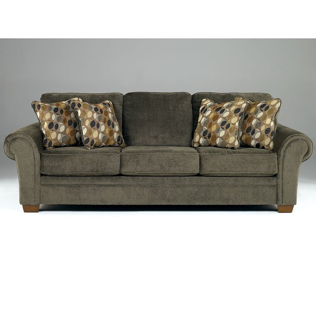 Kirkwood - Charcoal Sofa