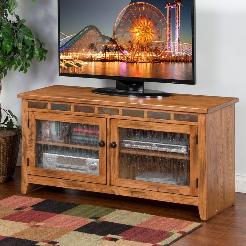 Sedona 52 Inch Tv Stand Sunny Designs Furniture Cart
