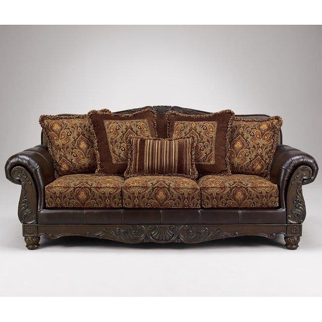 Francesca - Truffle Sofa