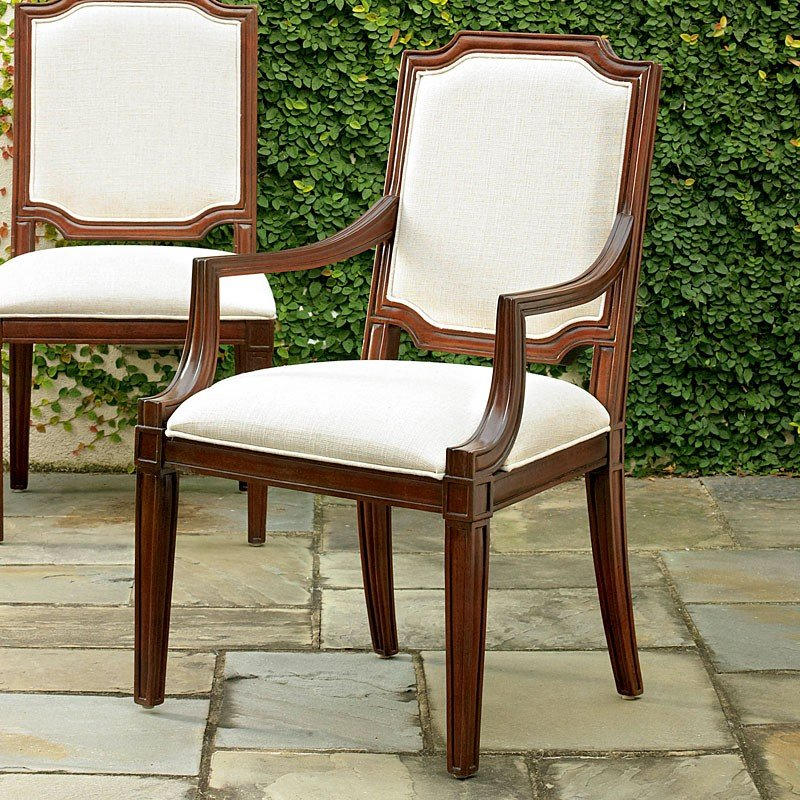 Kitchen Furniture Silhouette: Silhouette Arm Chair (Set Of 2) Universal Furniture