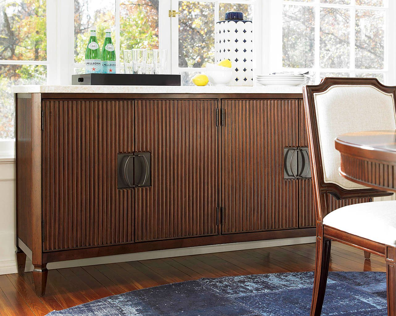 Silhouette Entertainment/Dining Credenza