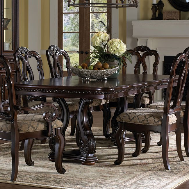 Dining Room Tables San Diego: San Marino Dining Room Set Samuel Lawrence Furniture, 3