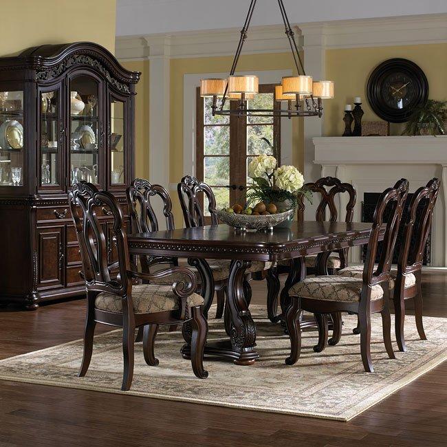 Ashley Furniture Beaumont Tx: San Marino Dining Room Set Samuel Lawrence Furniture, 3