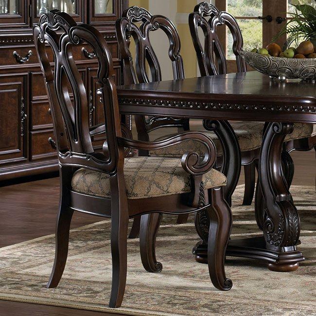 San Marino Arm Chair (Set of 2)