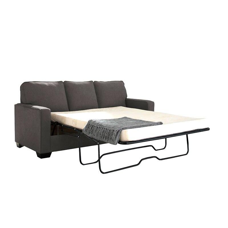 Zeb Charcoal Full Sofa Sleeper Signature Design