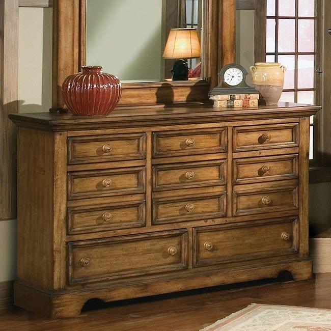 American Woodcrafters Bedroom Furniture: Eagles Nest Bedroom Set American Woodcrafters