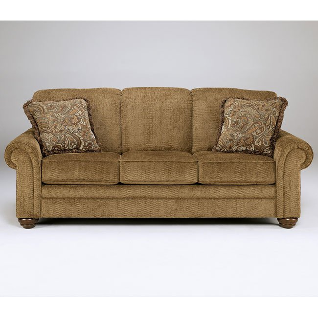 Lowery - Nutmeg Sofa