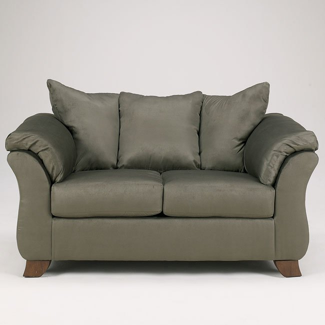 Durapella - Sage Loveseat
