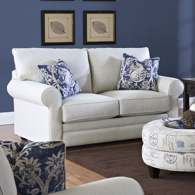 Comfy Living Room Set (Studio Natural) Klaussner