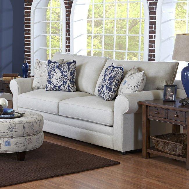 Comfy Sofa (Studio Natural)