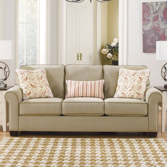 Living Room Made Of Sand: Lucretia Sand Living Room Set Signature Design