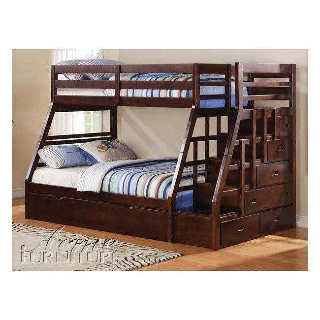 Jason Bunk Bed with Trundle