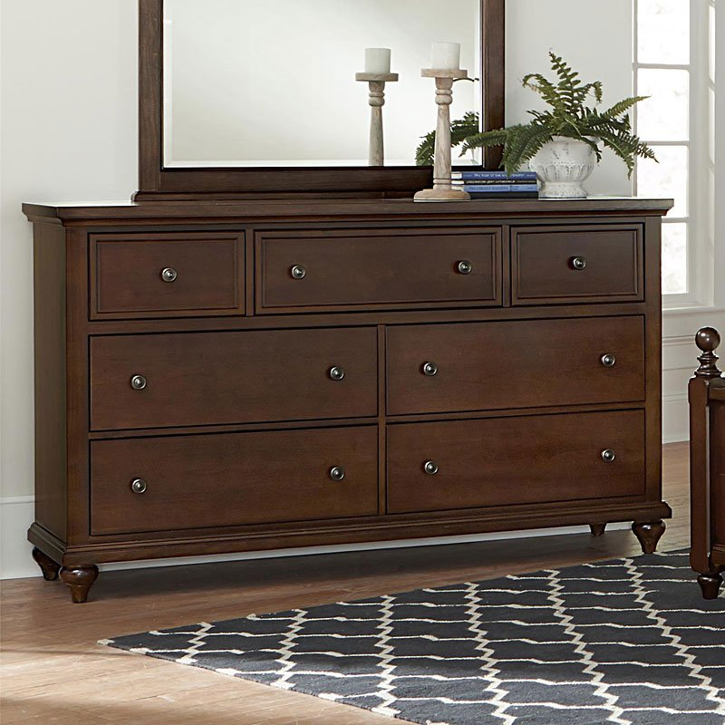 Bassett Coupon: Nantucket Dresser (Cherry) Vaughan Bassett